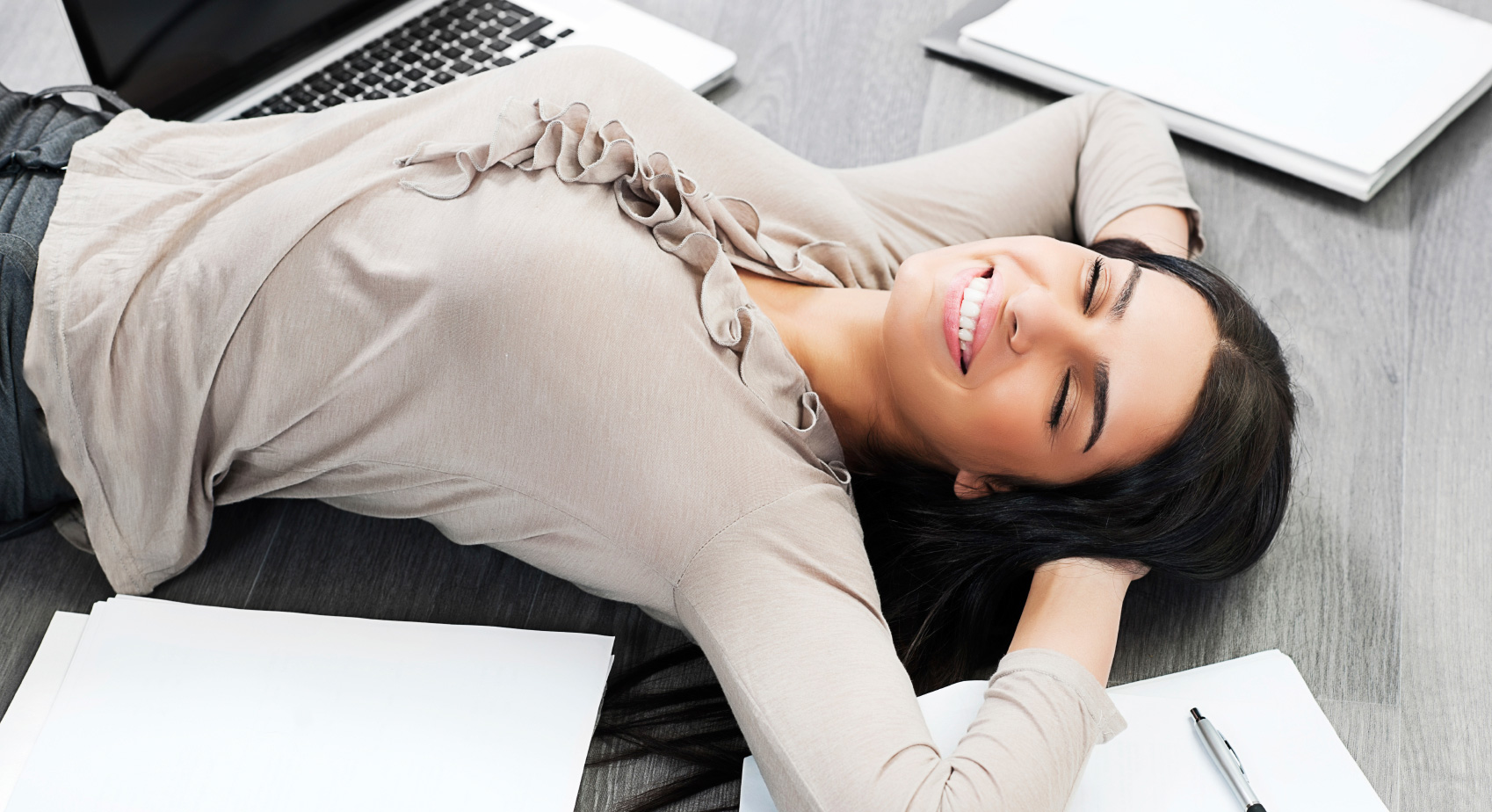 Business_Woman_Relaxing_istock_med